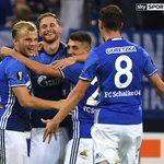 Schalke 04 bleibt in der Europa League auf Erfolgs-Kurs #SkyEL #S04FCS #ssnhd https://t.co/m6yt9e5yix