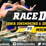 Its #RACEDAY for the #Hawkeyes in East Lansing! https://t.co/SI2zYWwoqx