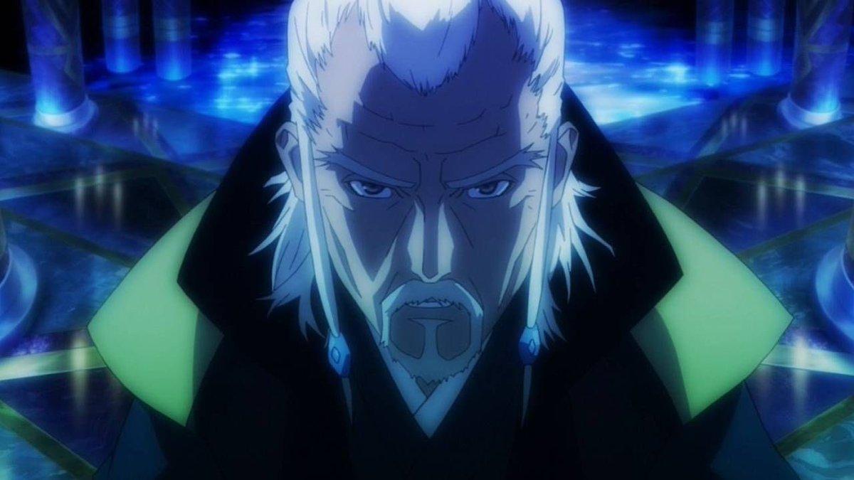 本日9月30日は「#K」の「御前」第二王権者「黄金の王」國常路大覚の誕生日。おめでとうだよ♪#K #anime_k#國常
