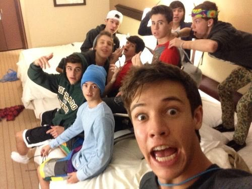 #3yearssincemagcon
