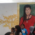 Mural of Ashlynne Mike unveiled at the Northern Navajo Nation Fair https://t.co/4umtPMvFQc