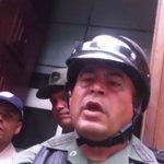 #29Sep 🇻🇪Vicepresidencia🚨 El Coronel de la GNB Vladimir Lugo, agredió a periodista de @NTN24ve👊🏻 @LucioQuincioC https://t.co/zlqUKZ7vFP