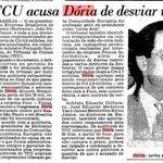 TCU acusa Dória de desviar verba. @Estadao 22/2/91 https://t.co/lTjeLlKY6a