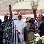 Edo election: Buhari congratulates Obaseki, Oshiomhole https://t.co/XaN9YqPewW https://t.co/hwf1dRyjk8