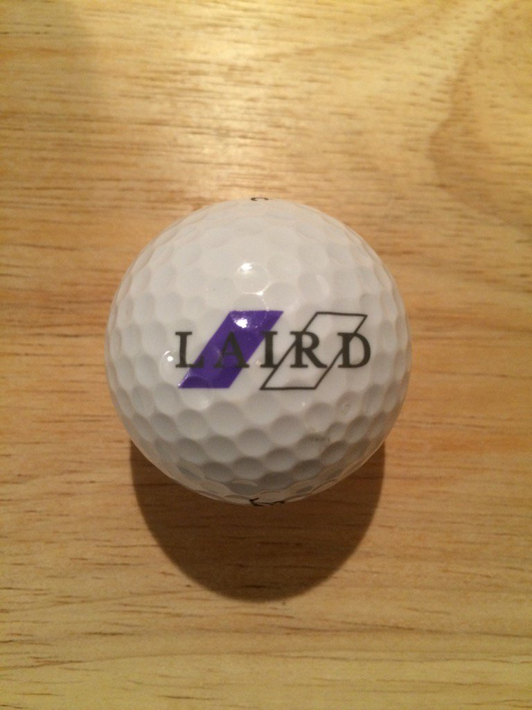 ⛳️ Found With The #Nitehawk ⛳️ @LairdAssessors Added your #logo #golf ball to my collection #Laird #ExpertWitnesses https://t.co/ecc7THGQwP