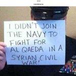 Скандал в армии США: Обама, мы не будем сражаться за ТВОИХ боевиков в Сирии! — солдаты протестуют https://t.co/12qOs8r2Hx