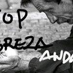 @andalucesAND Susana Diaz la Pobreza Invisible en Andalucia se cronifica. Tenemos un 30% de Paro y tu pensando en Madrid #AndaluciaCuenta https://t.co/nSJbnDJyAX