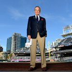 """""""Oh my!"""", what a phenomenal career! Congrats to @Deohmy on his final game in the PxP booth for the @Padres! https://t.co/vn1NO36l0w"""