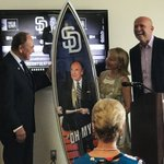 You can find @Deohmy out on the waves with this custom surfboard from the #Padres! #OhMy 🏄 https://t.co/HM7UOaYJTw