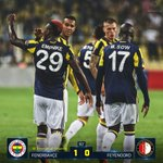 Maç Sonucu   Fenerbahçe 1-0 @Feyenoord. Tebrikler #Fenerbahçe! #FBSKvsFEY #UEL @EuropaLeague https://t.co/CxnDbqxwb3