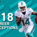 .@God_Son80 already has 218 career receptions 👀 Mind-Blowing stats (Week 4): https://t.co/Zi9pyXN3PW https://t.co/sTBs31yjb8