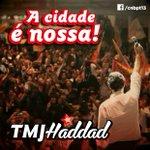 #Eleições2016 #ViradaHaddad13 É hora da virada meu povo! Todos juntos com Haddad https://t.co/1MWdFJVa2V