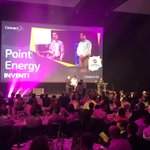 Our @ESSbelfast Electronics award goes to @pointenergytech #INVENT2016 https://t.co/q6mNSc0bbi