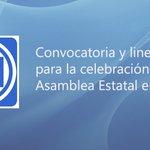 #Consulta Convocatoria y lineamientos para #AsambleaEstatal #Oaxaca https://t.co/I4Tp3lhRQs @Luiszgon @AayalinaClaudia @AccionJuveOax https://t.co/cu8vgsyFuP