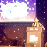 The ever shy and retiring @garymillar tells us about developments on behalf of @LpoolBIDcompany at @MIBAwards https://t.co/LHMxO6ItCd