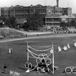 .@kxly920 North Central High School in 1937. #Spokane Photo: @NorthwestMuseum https://t.co/4Iy3ND9Yu2