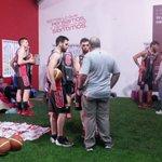 #EDLP #Básquet Comenzó el Media Day del plantel albirrojo. Se palpita el @basquetfederal. #TorneoFederal https://t.co/lEb8RWgsw1
