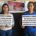 @MashiRafael encuentre nuestro mensajes en los carteles. HASTA CUANDO ESPERAMOS QUE SE HAGA JUSTICIA ? https://t.co/D2xZonBmPC
