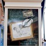 最後に描きたいミッキー!東京ディズニーランド「ディズニードローイングクラス」は本日クローズです詳しく…