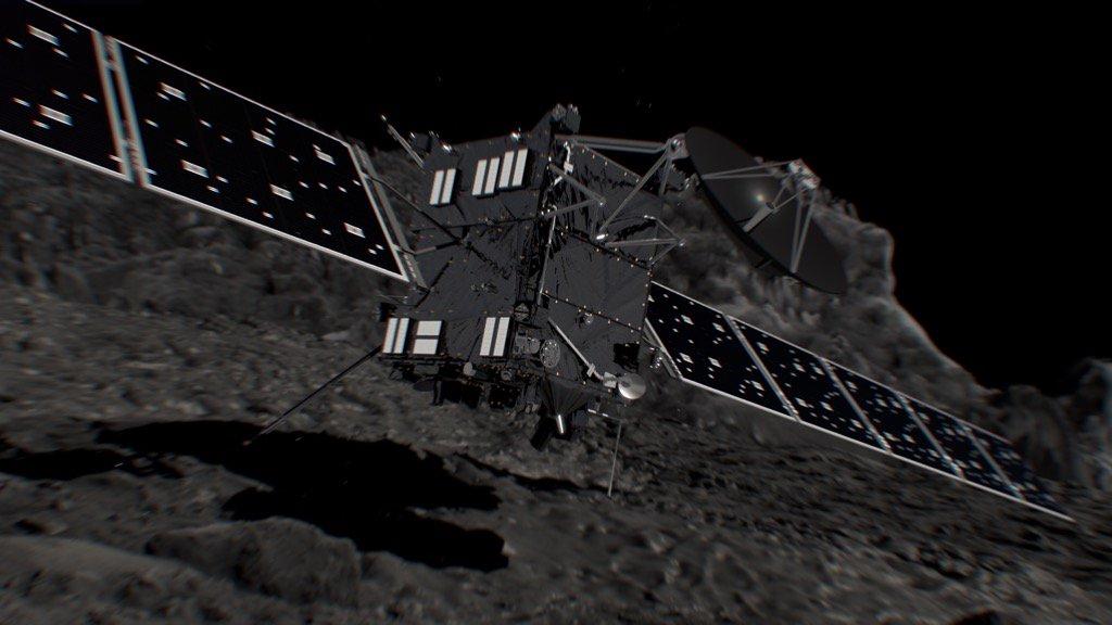 .@ESA_Rosetta , you who are about to plunge, we at Mars salute you! https://t.co/yvxkZlJ1XE