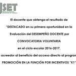 EVALUACIÓN DEL DESEMPEÑO DOCENTE #Tlaxcala https://t.co/qOo6bmg3tr