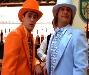 Live look at Lloyd Christmas modeling the Dolphins color rush jerseys. (h/t @LndsPatterson) https://t.co/dHpM2l4GHo