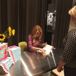 Book signing time! @samanthaettus #ThePieLife #worklifebalance #nyc https://t.co/4r6jjpz3ai https://t.co/A8z4cMEIDp