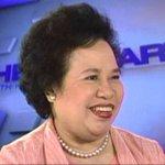 LOOKBACK: Witty and fiery Miriam Santiago on Headstart https://t.co/BEaAXukm0W #RIPMiriam https://t.co/OjhqVNSbJ0