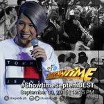 Nakatutok ka na ba ngayon sa #ShowtimeSeptemBEST? https://t.co/umGUoxPQEc
