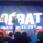 Le Débat Présidentiel est devenu Ti Koze au Karibe avec Jovenel Moïse après le désistement des autres candidats https://t.co/pauWih2Ibh