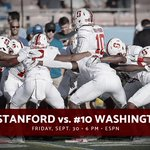 24 hours. #BeatUW #GoStanford https://t.co/VenyIfxtE1