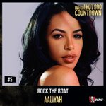 .@AaliyahHaughton snapped up the top 5 spot on our #MaiHot900 w/ Rock the Boat! 👑 https://t.co/kxcZjFwfxG