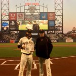 Congrats BCraw! @MLBPAA #HeartandHustle Award winner. #SFGiants https://t.co/lQTtM8sasd