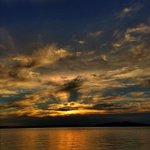Alki Point sunset Sept 29. Photo by Patrick Robinson #seattle https://t.co/AMTzphKyiF #seattle https://t.co/QklSR76qRN