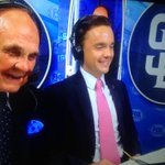 @Deohmy & @TeddyEnberg in the booth at the same time. OH MY! Great moment in #Padres history. @Padres @FOXSportsSD https://t.co/jGdQly8GXR