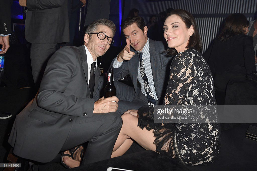 Richard Armitage at after-party with Michelle Forbes and Leland Orser https://t.co/sukhEDA00P https://t.co/miF0YJ8okT