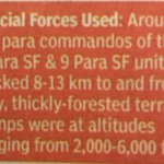 200 para commandos of 4 Para SF and 9 Para SF carried out surgical strikes #SaluteToTheArmy https://t.co/iGxhEQurhi
