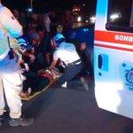#Reportan que atropellan a una persona en Riveras del Río Atoyac @Bomberos_GobOax #Oaxaca #TwitterOax #Estados https://t.co/n3HxVHDumM