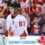The #WCH2016 most valuable player is none other than Sidney Crosby. https://t.co/PV4bzbfVoD