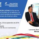 Mañana, desde las 11h00 participamos en Mesa Redonda en el marco de la #ELAP2016 #TrabajamosEcuador https://t.co/VnPOEGJx97