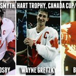 Sidney Crosby joins Wayne Gretzky and Bobby Orr as only players to win the MVP trifecta. https://t.co/4IG5sqr0Xx