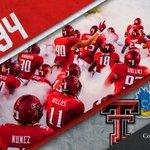 Tonights attendance: 56,494. Thank you, #TexasTech fans! #WreckEm https://t.co/sksNdiiVu0