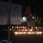 We will not let his death be in vain #AlfredOlango https://t.co/vkw7tTCk47