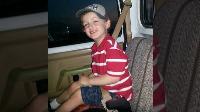 6-Year-Old Shot & Killed By