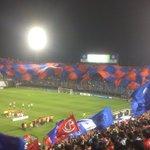 #LaMejorHinchadaDelPais esta noche fue FUNDAMENTAL!! El estadio fue una Caldera!!! Increíble #CERRO 🔵🔴 https://t.co/JIFhrWwO6r