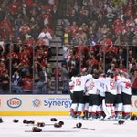 The moment it became real for Team Canada. #WCH2016 https://t.co/oYgTZmpw9d