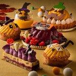 【明日から】セルリアンタワー東急ホテルで「ハロウィンスイーツコレクション」紫芋やかぼちゃのタルト&ケーキ - https://t.co/8gTtoWe8NB https://t.co/PpXRvPpi5W