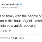 .@RanaAyyub Please dont feel bad maam, Mr @narendramodi has sent a special message for you. https://t.co/tfwpg33mZI