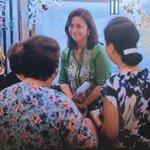 VP Leni Robredo and Omb. Conchita Carpio Morales among those visiting the wake of Sen Miriam Santiago @News5AKSYON https://t.co/CYCLHYfNDW