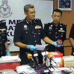 College girl arrested after collecting marijuana parcel via Pos Laju
